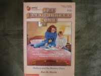 Mallory and the Mystery Diary (The Baby-Sitters Club, #29) - Ann M. Martin