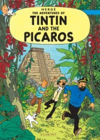 Tintin and the Picaros - Hergé