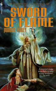 Sword of Flame - Maggie Furey
