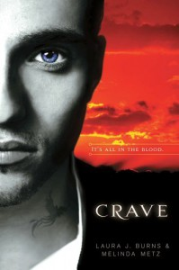 Crave - Laura J. Burns, Melinda Metz