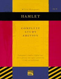 Hamlet (Cliffs Complete Study Editions) - William Shakespeare