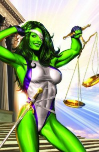 She-Hulk, Vol. 3: Time Trials - Juan Bobillo, Scott Kolins, Dan Slott, John Buscema, Stan Lee