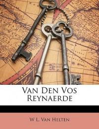 Van Den Vos Reynaerde - O.J.E. Burm