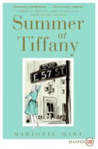 Summer at Tiffany LP - Marjorie Hart