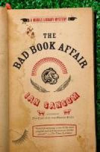 The Bad Book Affair - Ian Sansom