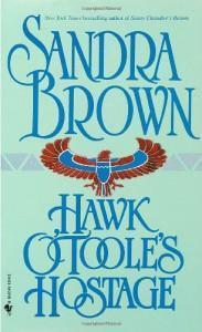Hawk O'Toole's Hostage - Sandra Brown