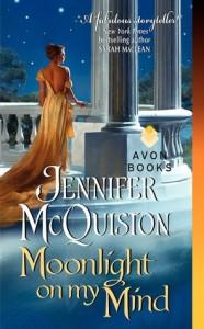 Moonlight on My Mind - Jennifer McQuiston