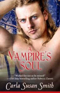 A Vampire's Soul (Vampire's Promise) - Carla Susan Smith
