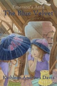 The Blue Velvet (Emerson's Attic) - Kathleen Andrews Davis