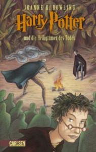 Harry Potter und die Heiligtümer des Todes - J.K. Rowling, Klaus Fritz