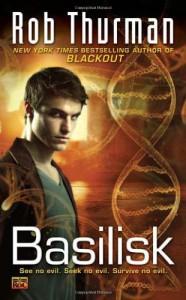 Basilisk - Rob Thurman