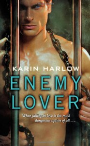 Enemy Lover - Karin Harlow