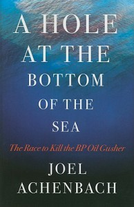 A Hole at the Bottom of the Sea: The Race to Kill the BP Oil Gusher - Joel Achenbach