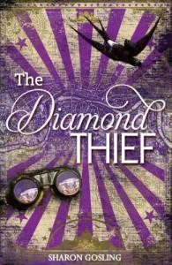 The Diamond Thief - Sharon Gosling