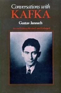 Conversations With Kafka - Gustav Janouch