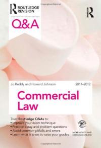 Q&A Commercial Law 2011-2012 - Jo Reddy, Howard Johnson