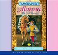 Alanna: The First Adventure  - Tamora Pierce, Trini Alvarado