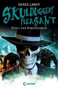 Duell der Dimensionen  - Derek Landy, Ursula Höfker