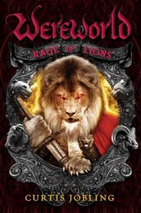 Rage of Lions - Curtis Jobling