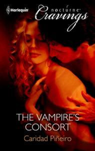 The Vampire's Consort - Caridad Piñeiro