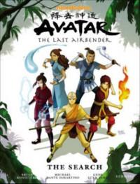 Avatar: The Last Airbender - The Search - Gene Luen Yang, Michael Dante DiMartino, Bryan Konietzko, Gurihiru