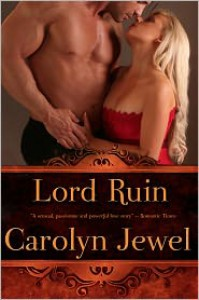 Lord Ruin - Carolyn Jewel