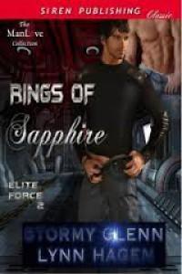 Rings of Sapphire - Stormy Glenn, Lynn Hagen
