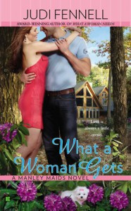 What a Woman Gets - Judi Fennell