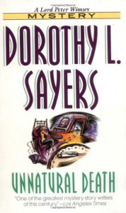 Unnatural Death - Dorothy L. Sayers