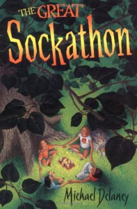 The Great Sockathon - Michael Delaney