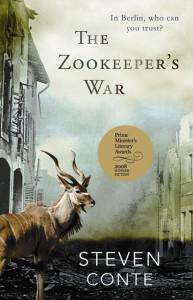 The Zookeeper's War - Steven Conte