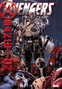 Avengers: X-Sanction - Ed McGuinness, Jeph Loeb