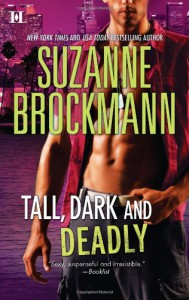 Tall, Dark and Deadly: Get LuckyTaylor's Temptation - Suzanne Brockmann