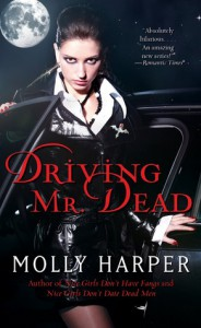 Driving Mr. Dead - Molly Harper
