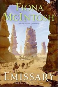 Emissary - Fiona McIntosh