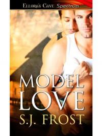 Model Love - S.J. Frost