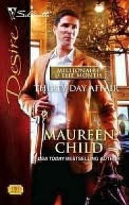 Thirty Day Affair - Maureen Child