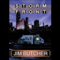 Storm Front  - Jim Butcher, James Marsters