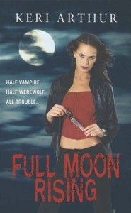Full Moon Rising  - Keri Arthur