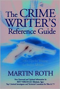 Crime Writers Reference Guide - Martin Roth