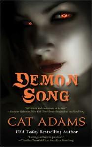 Demon Song - Cat Adams