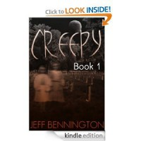 Creepy, Book 1: A Collection of Ghost Stories and Paranormal Short Stories (Creepy Series) - Jeff Bennington