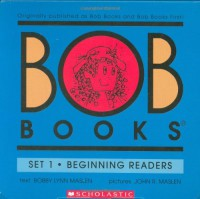 BOB Books Set 1: Beginning Readers - Bobby Lynn Maslen, John R. Maslen