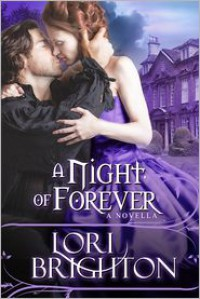 A Night of Forever - Lori Brighton