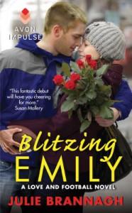Blitzing Emily: A Love and Football Novel - Julie Brannagh