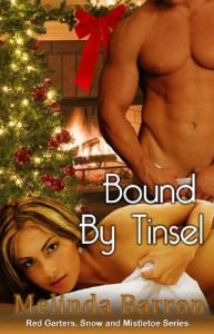 Bound by Tinsel - Melinda Barron