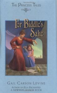For Biddle's Sake - Gail Carson Levine, Mark Elliott