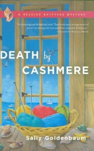 Death By Cashmere - Sally Goldenbaum