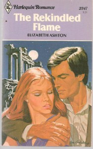 The Rekindled Flame - Elizabeth Ashton