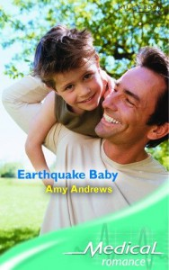 Earthquake Baby - Amy Andrews